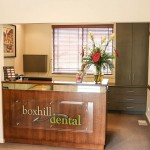 box hill dental interior