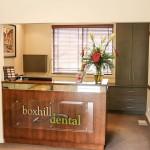 box hill dental interior