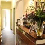 boxhill dental reception area